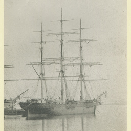 The 'Thyatira' in an unidentified port