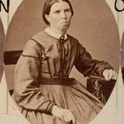 Group of [women] Old Colonists : Charlotte Trowbridge