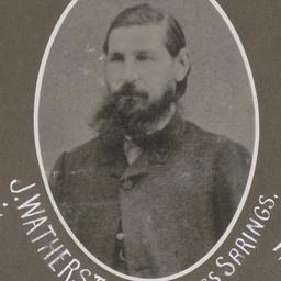 S.A. Northern Pioneers 1850-59 : John Watherstone