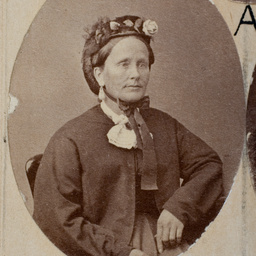 Group of [women] Old Colonists : Sarah Tilly