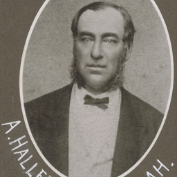 S.A. Northern Pioneers: A. Hallett