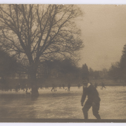 Colin Smith ice skating