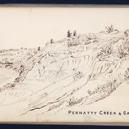 Sketches by Babbage : Pernatty Creek