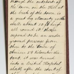 diary of jw mundy
