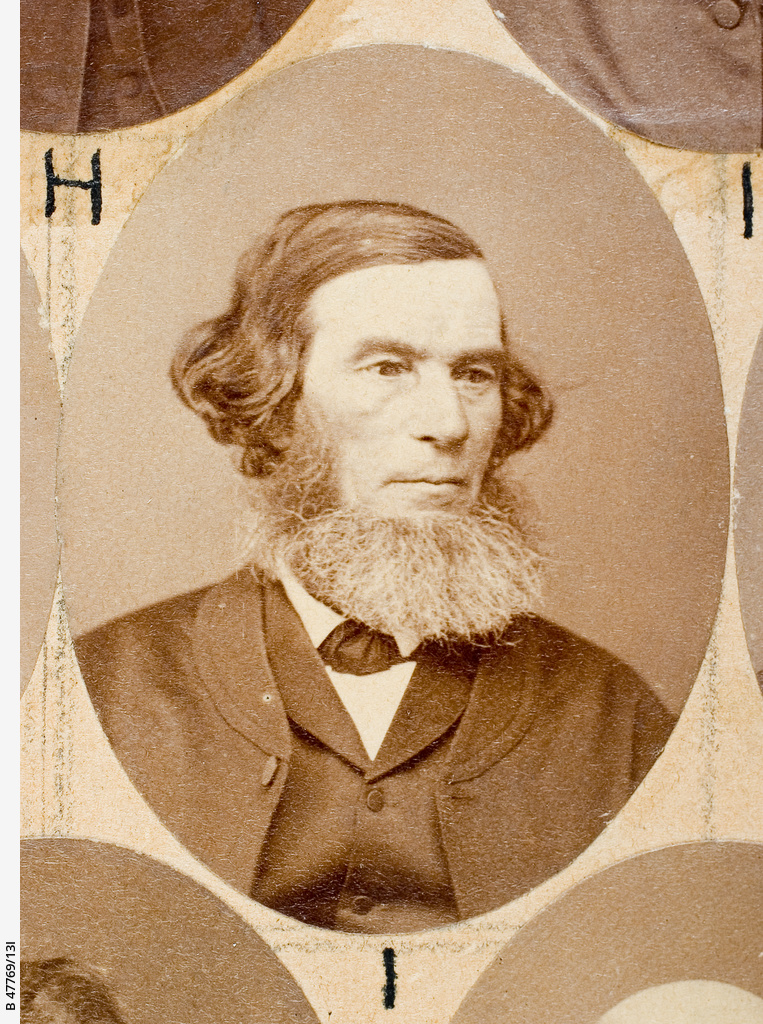 The Old Colonists Banquet Group : William Wilmshurst