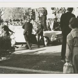 Anti Vietnam War demonstrations
