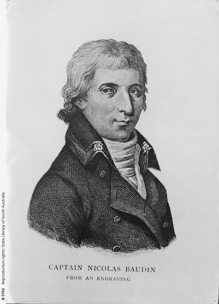 Captain Nicolas Baudin