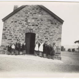 School house, Burra