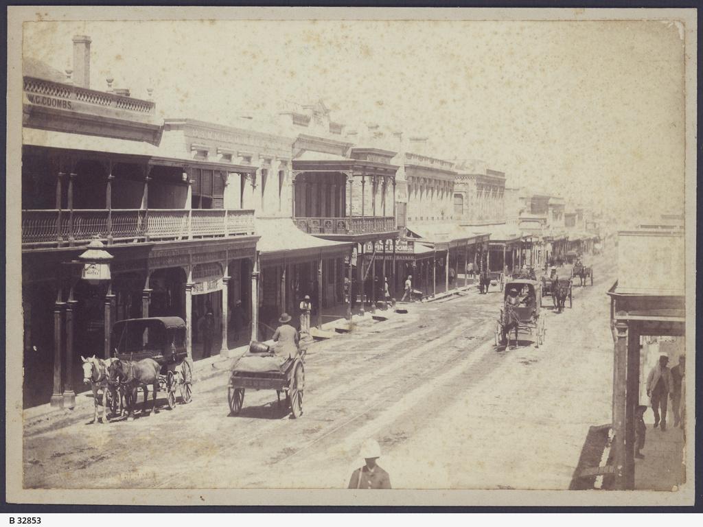 Hindley Street