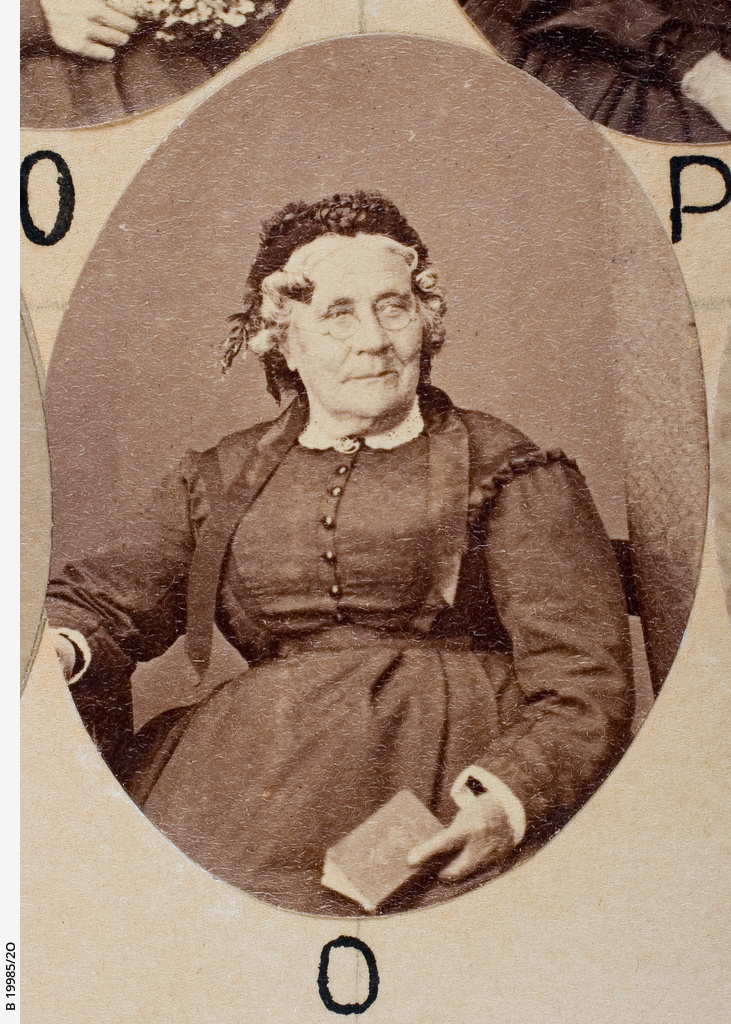 Group of [women] Old Colonists : Frances Warland