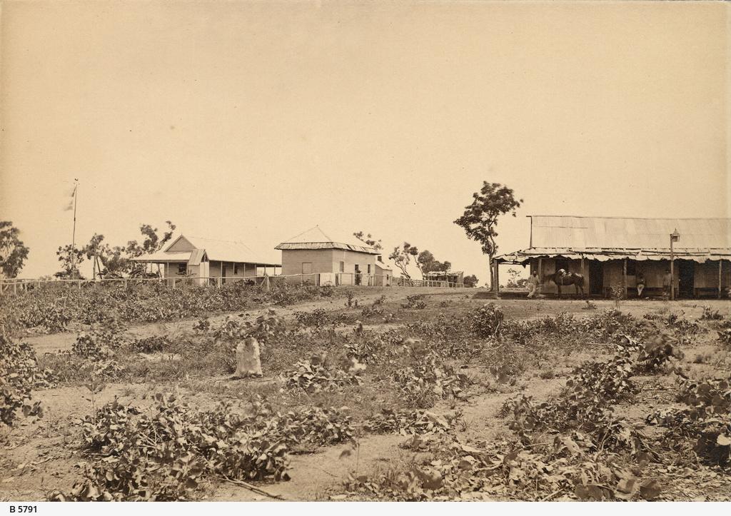 Telegraph Station, Pine Creek