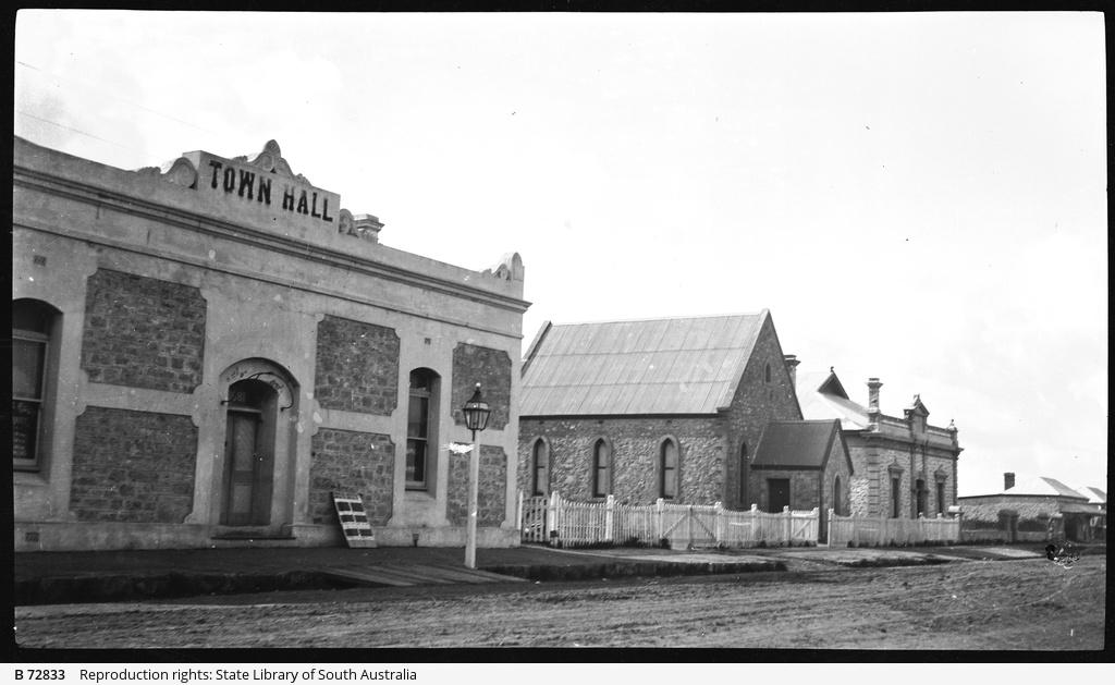 Yorketown Town Hall