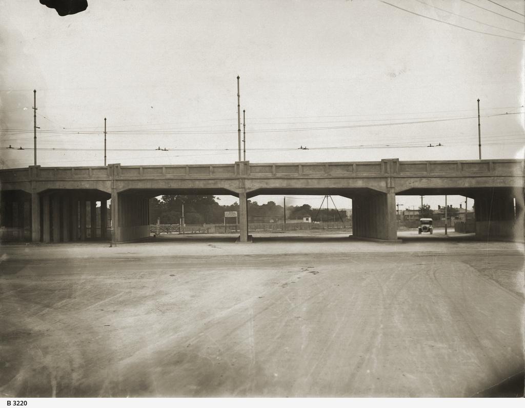 Bakewell Bridge, Mile End