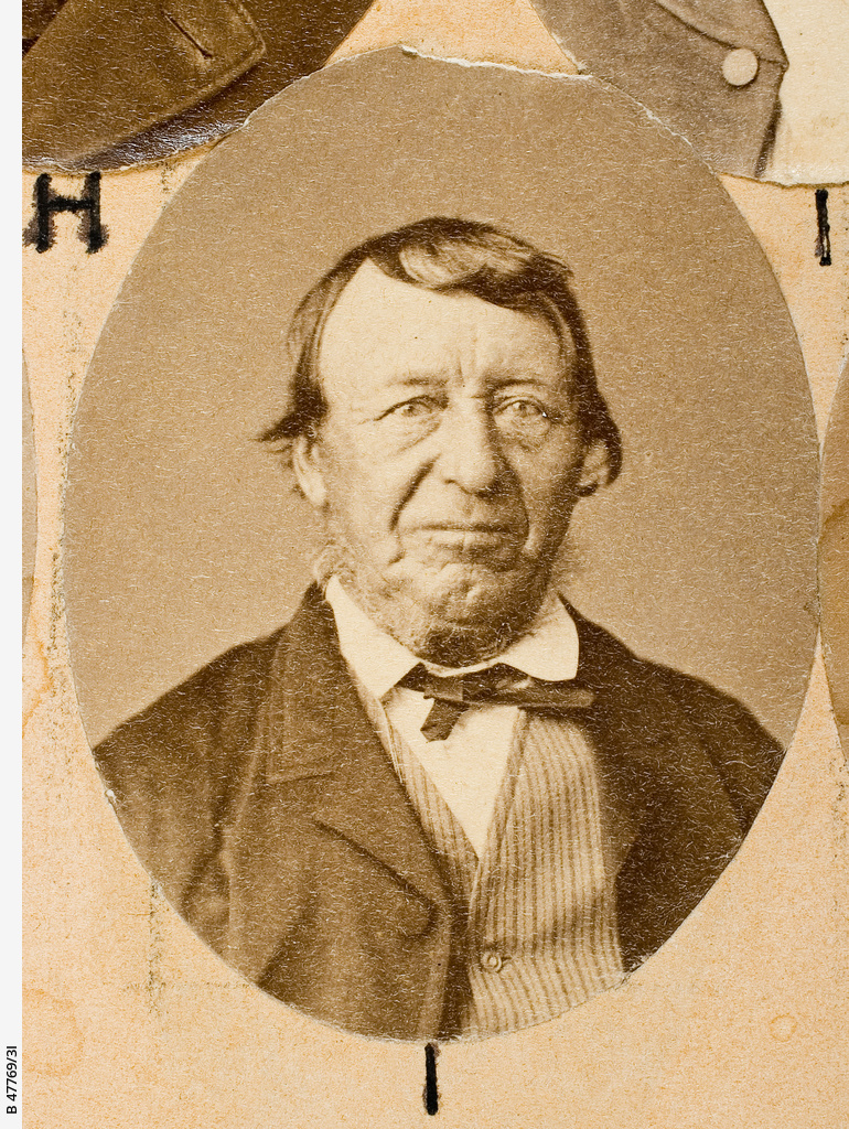 The Old Colonists Banquet Group : William Rollings
