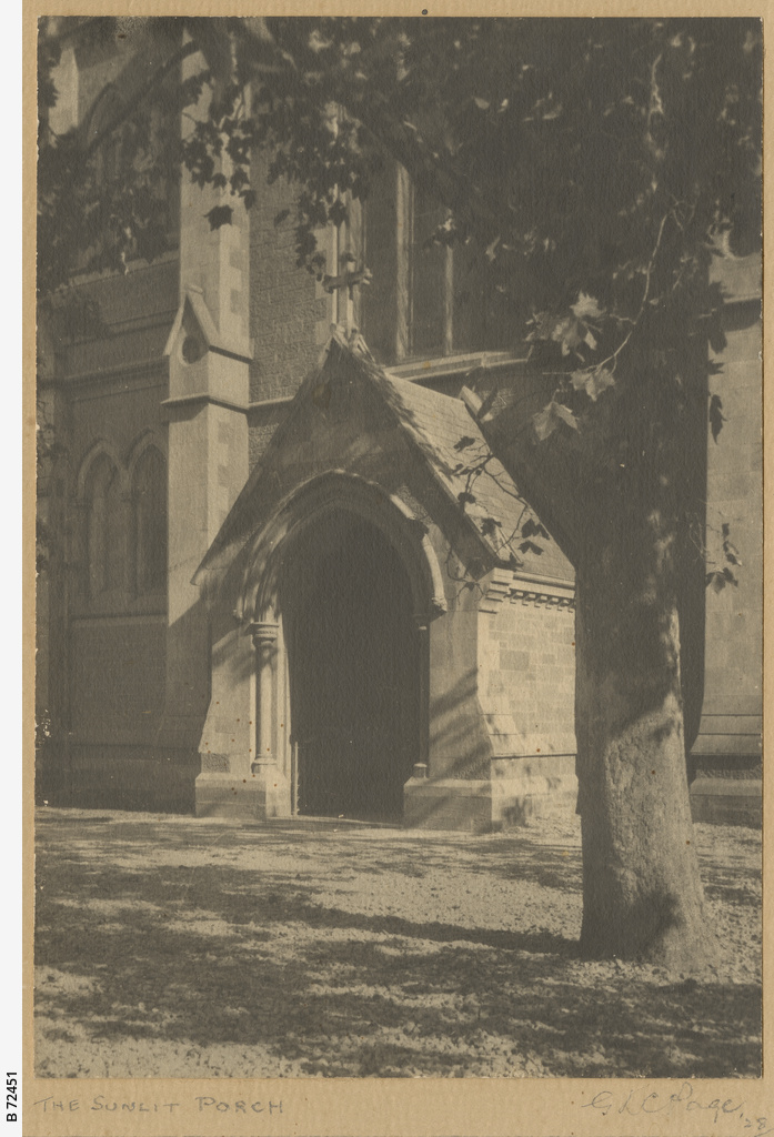 The Sunlit Porch (St Peter's Cathedral)