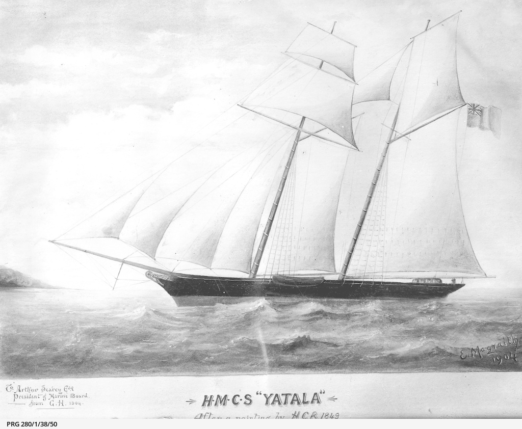 schooners (ships)
