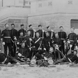 Members of the S.A. (Artillery) Battery