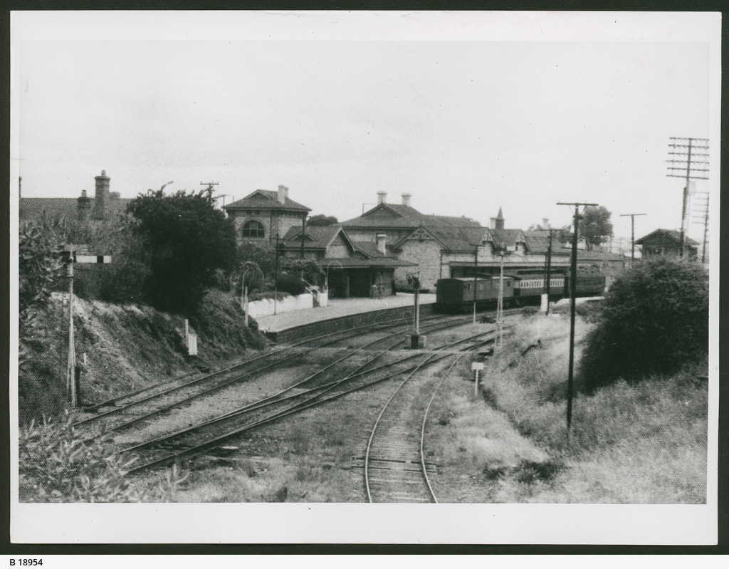 Murray Bridge Railway Station