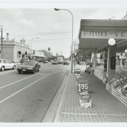 Photos taken by the Messenger Press newspaper of roads and locations in the north-eastern suburbs of Adelaide