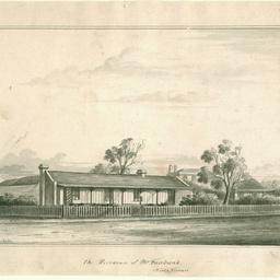 Residence of Mr. Fairbank, North Terrace