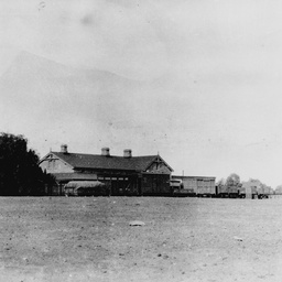 Oodnadatta Railway Station