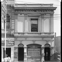 King William Street near Currie Street