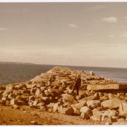 Granite Island breakwater