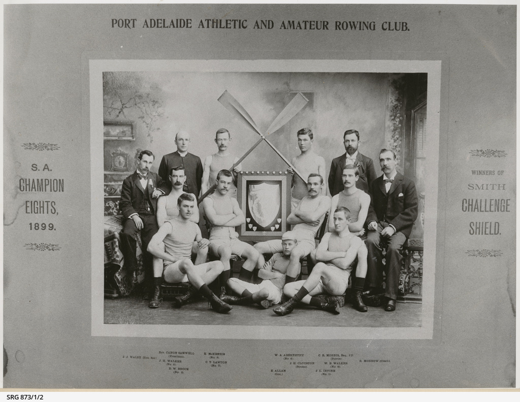 Port Adelaide Athletic and Amateur Rowing Club