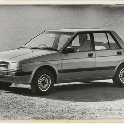 Photographs relating to Messenger Press : cars