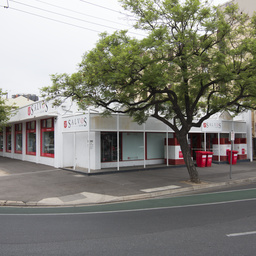 Salvation Army, Whitmore Square, Adelaide