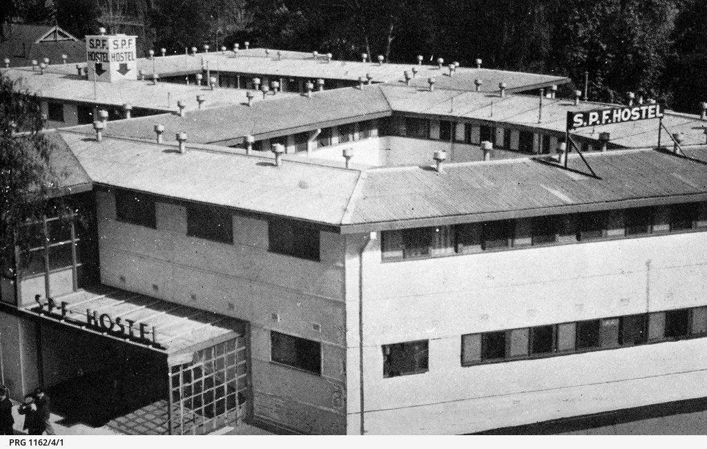 S.P.F. Cheer-Up Hostel