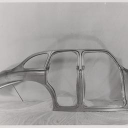 Sedan body side panel.