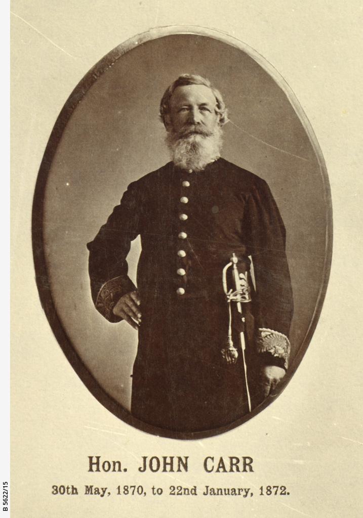 Hon. John Carr