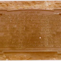Sturt Barker Memorial
