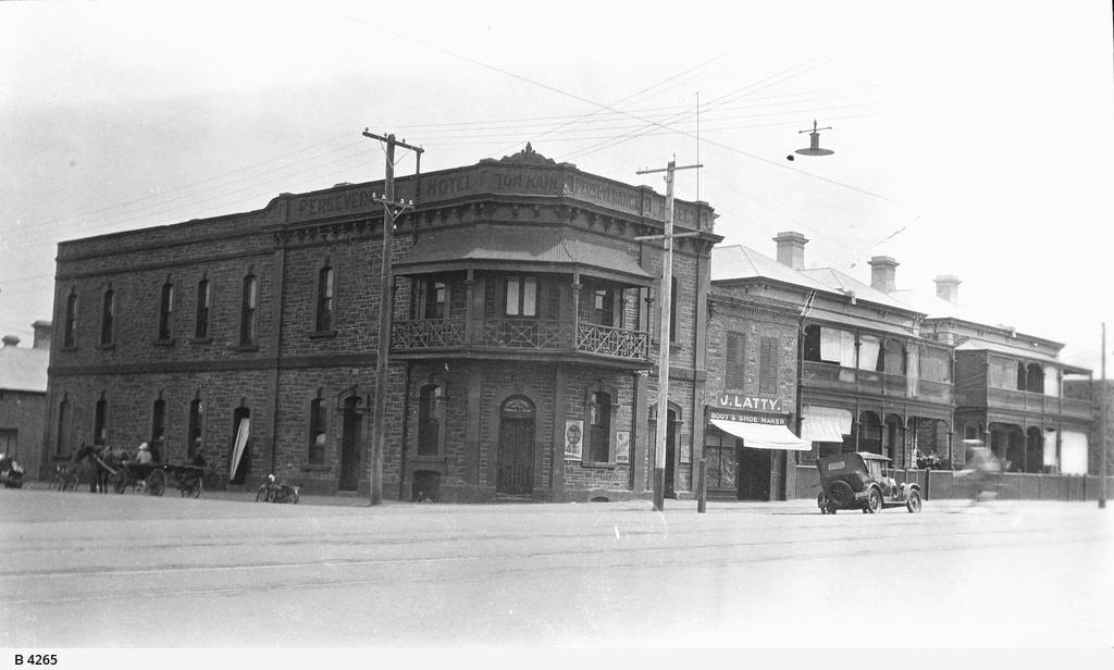 Hanson Street, Adelaide