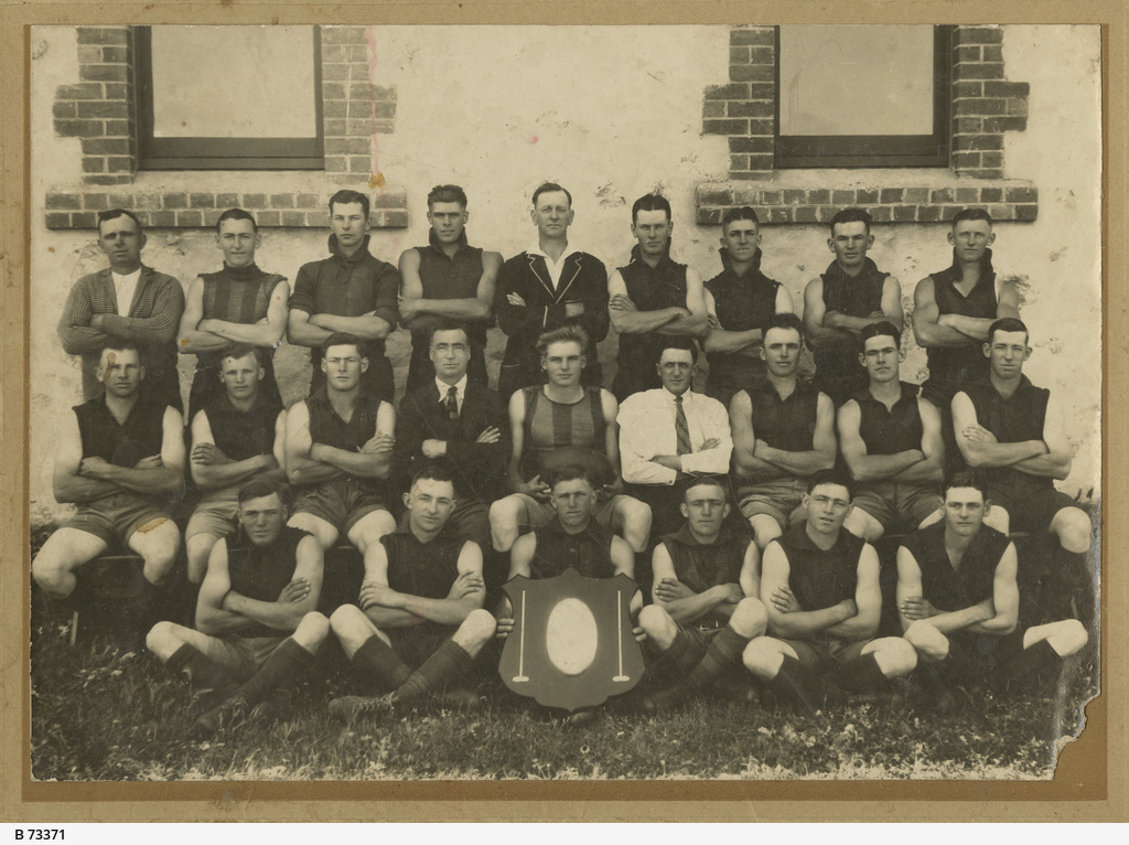 Jervois Football Club, Premiers, 1932