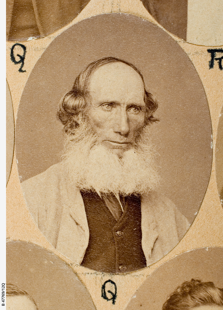 The Old Colonists Banquet Group : Henry Lockyer