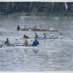 Port Adelaide Rowing Club rowers