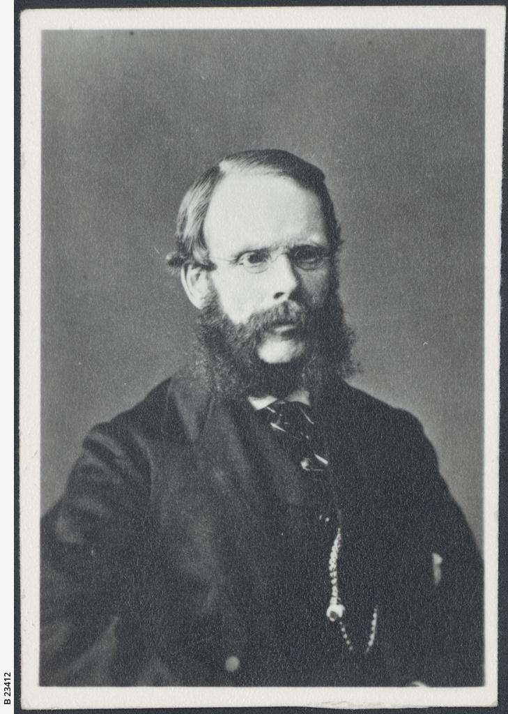 Benjamin Herschel Babbage