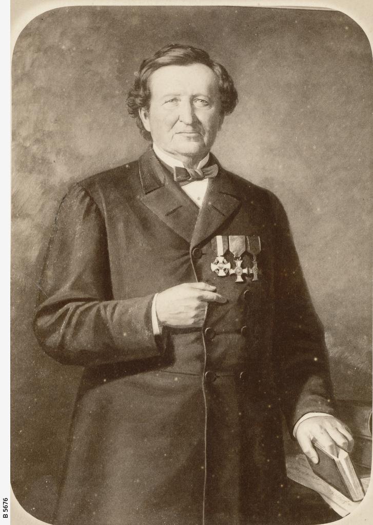 Dr. Richard Schomburgk