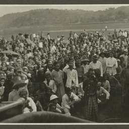 Spectators at Bima.