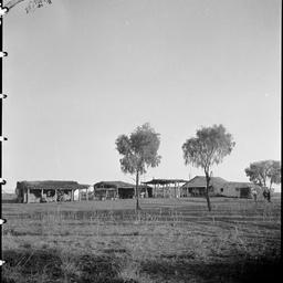 Homestead, Doctor Stones, Central Australia
