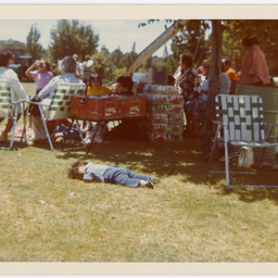 C.A.W.S.A picnic