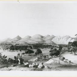 Six views of Barossa Range and neighbourhood