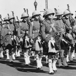 27th Battalion at Fort Largs