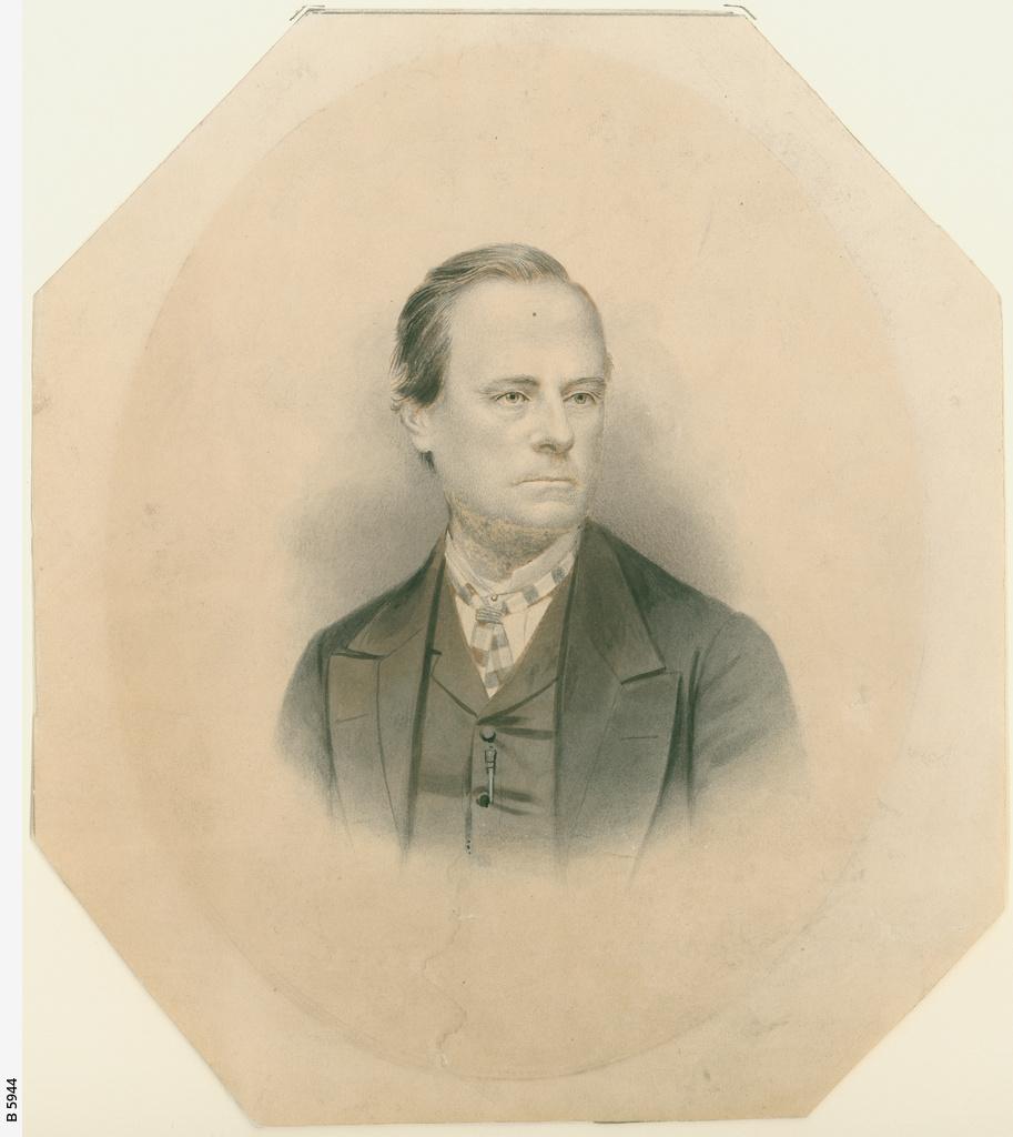 William John Brind