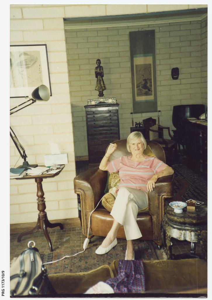 Photographs of Geraldine Halls