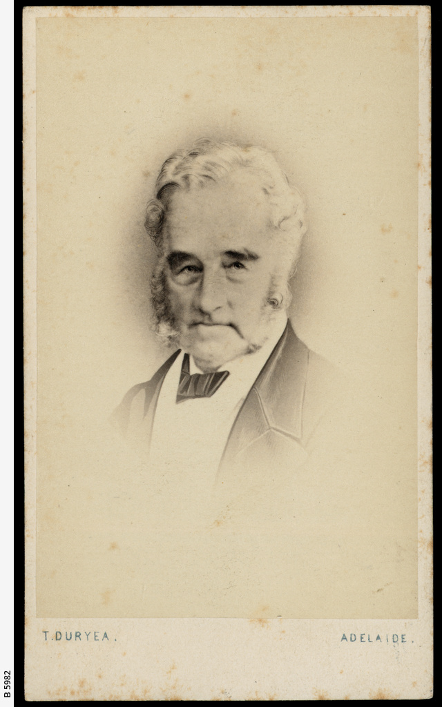 Colonel George Gawler