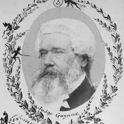 Prominent South Australians : Judge Gwynne