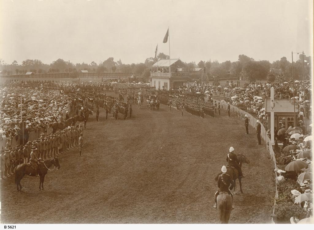 Victoria Park Racecourse